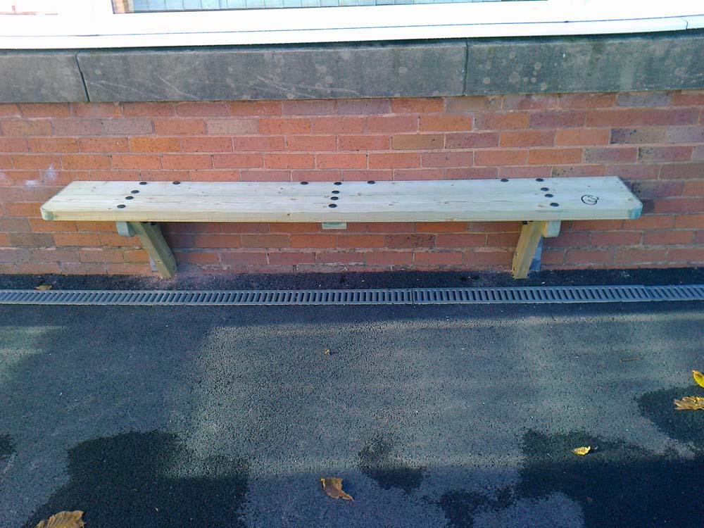 RSJ Play Ltd Benches and Seating - RSJ Play Ltd