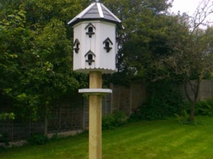 Finished Dovecote