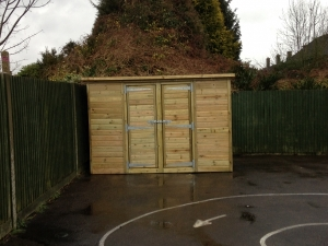 storage shed 1