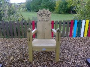 King Charles Chair