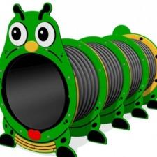 Caterpillar-tunnel